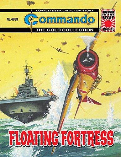 Commando #4868: Floating Fortress (English Edition)