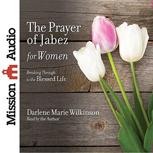 The Prayer of Jabez for Women cover art