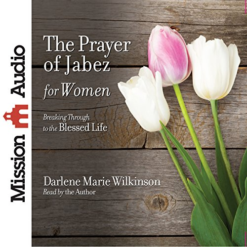 The Prayer of Jabez for Women audiobook cover art