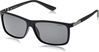 Polaroid Sunglasses For Men, Grey P8346 KIH 59Y2 59 mm