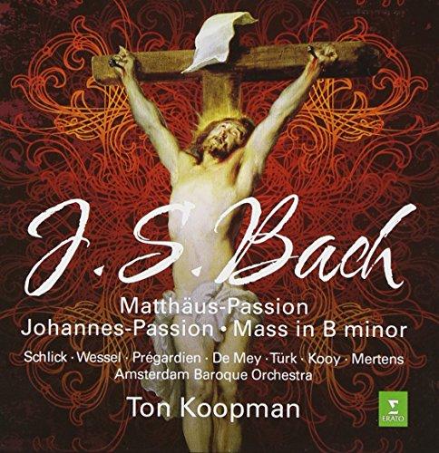 La Passione Secondo Matteo , La Passione Secondo Giovanni , Messa In Si Minore