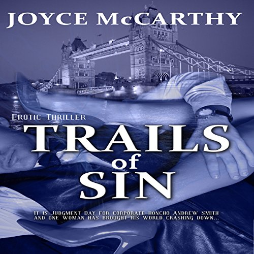 Trails of Sin audiobook cover art
