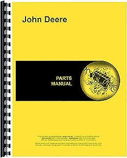 New John Deere BWA Disc Harrow Parts Manual