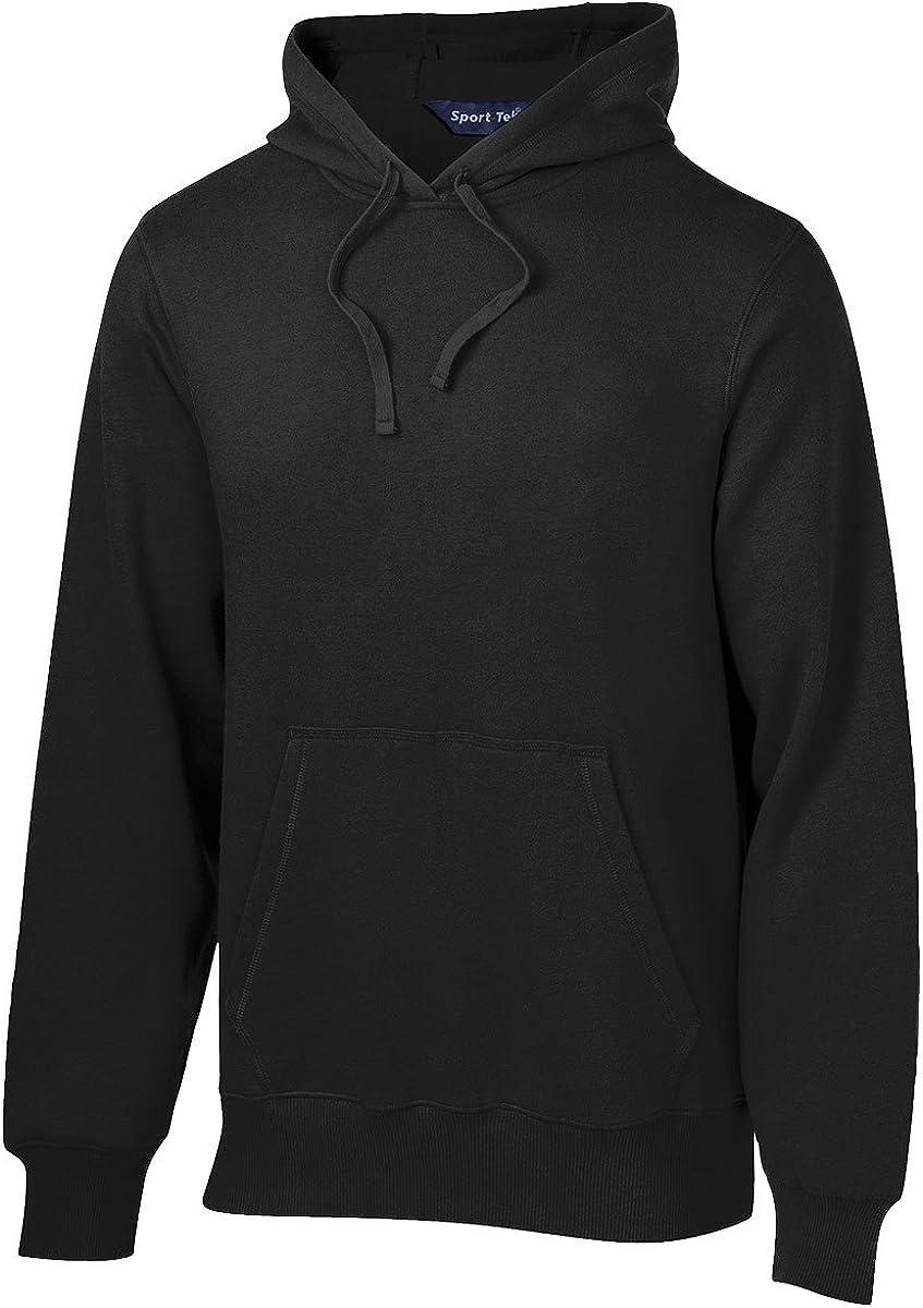 Sport Tek Youth Pullover Hooded Sweatshirt. YST254