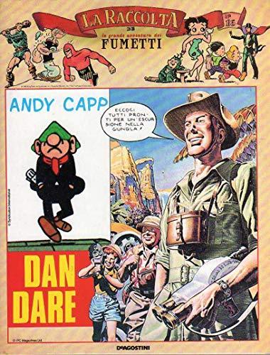 La Raccolta de la grande avventura dei fumetti 16 Dan Dare - Andy Capp