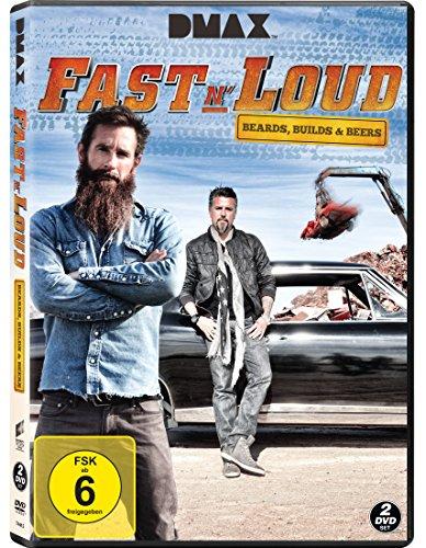 Fast N' Loud - Beers, Builds & Beards (2 DVDs)