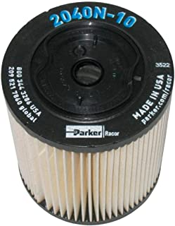 2040N-10 Racor Fuel Filter, 10 Microns