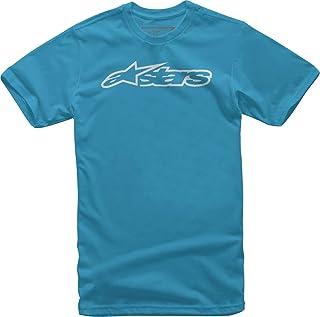 Alpinestars Men's Blaze Crew Neck Short Sleeve T-Shirt