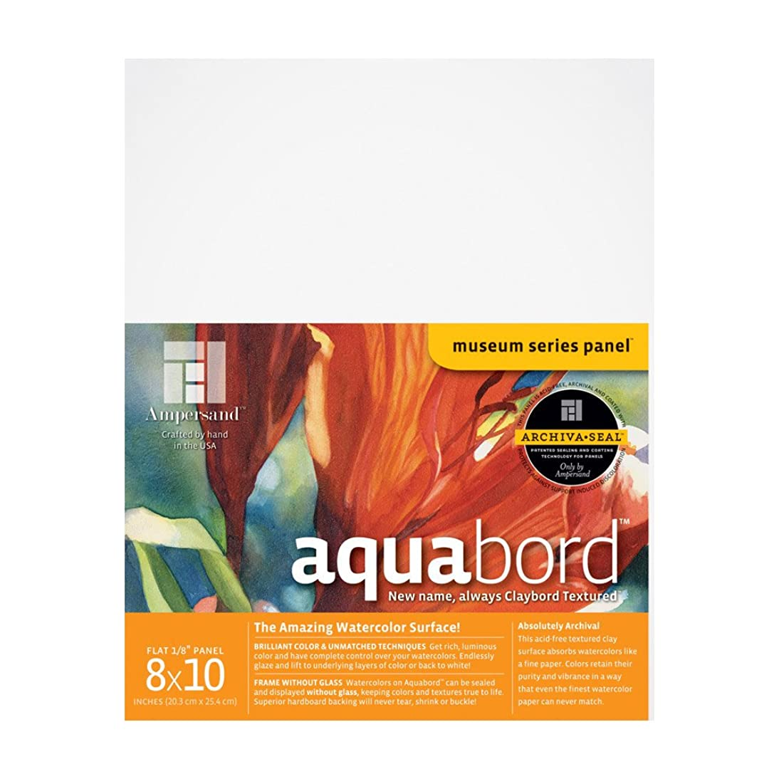 Ampersand Aquabord 8 in. x 10 in. each