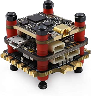 GoolRC GEPRC Stable Pro F7 Stack Dual Gyro F7 Flight Controller with 35A BLheli_32 4in1 ESC and 5.8G 500mW VTX for RC FPV Racing Drone