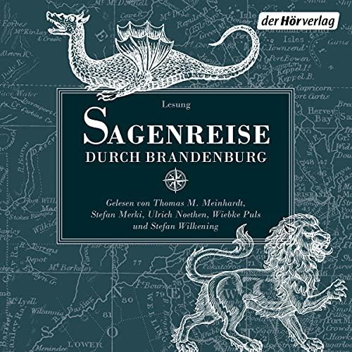 Sagenreise durch Brandenburg Titelbild