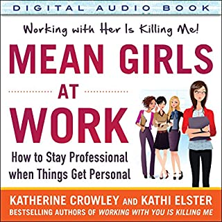 Mean Girls at Work audiobook cover art