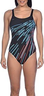Arena Women's W U Back One Piece Swimsuit Bodylift Lia Copa B