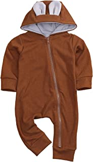 Christmas Baby Boys Girls Outfits Dear Jumpsuit Long Sleeve Romper Cute Bodysuit Climbing One-Piece Clothes Set Christmas