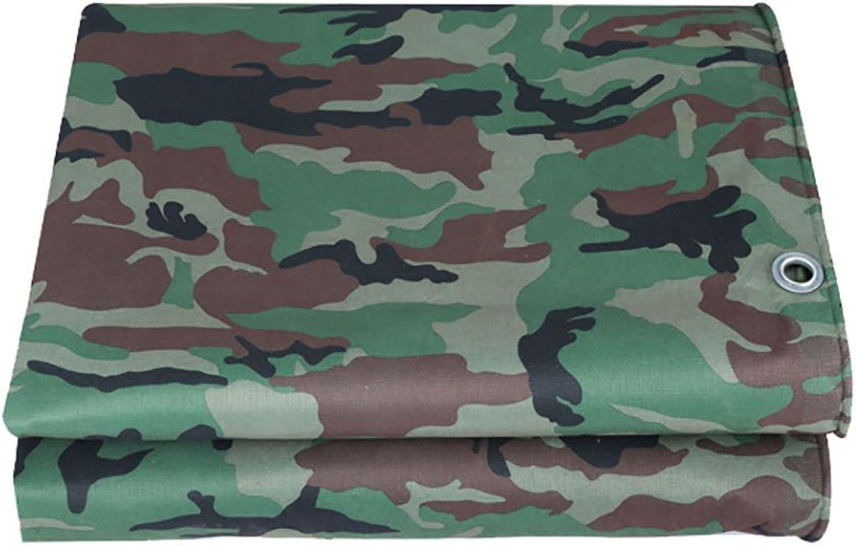 TDLX Große Camouflage Plane Heavy Duty Wasserdichte Wasserdichte Wasserdichte Tarp Blatt Abdeckung Boden Armee Camo 3mx4m Outdoor Zelt Splice Markise Sun Shade Grün, 400G   M² (größe   5  7m) B07K1R9LP3  Rabatt 6c133d