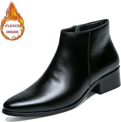Mode à CHENJUAN Chaussures pour Bottines la Hommes 6YyvIbfg7m