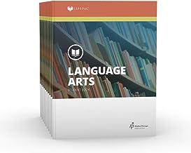 Lifepac Gold Language Arts Grade 9: Set of 10