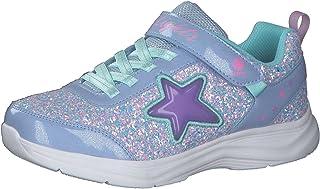 Skechers Glimmer Kicks Starlet Shine, Basket Fille