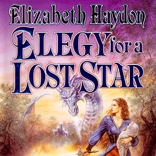 Elegy for a Lost Star audiobook cover art