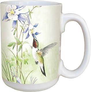 Tree-Free Greetings 45509 Kathy Goff Garden Dream Ceramic Mug with Full-Sized Handle, 15-Ounce