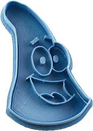 Cuarto gordo Licuadoras Turquesa Set Costura Acolcha plazas de Tela de Algodón Azul