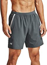 Under Armour Launch SW 7 Inch STS Shorts - AW20 - X Large - Grey