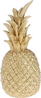 Homyl Pièce Maîtresse D'ananas Ornement de Décoration de Bureau - 5.5x5.5x15cm
