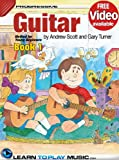 Guitar Lessons for Kids - Book 1: How to Play Guitar for Kids (Free Video Available) (Progressive Young Beginner)