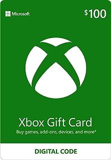Best $100 Xbox Gift Card [Digital Code] Reviews