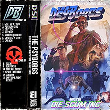 The Psyborgs (Original Motion Picture Soundtrack)