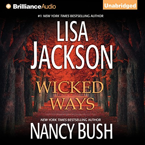 Wicked Ways audiobook cover art