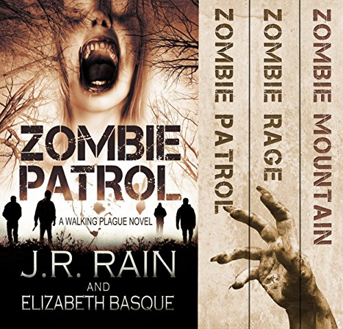 The Walking Plague Trilogy audiobook cover art