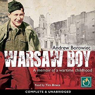 Warsaw Boy cover art