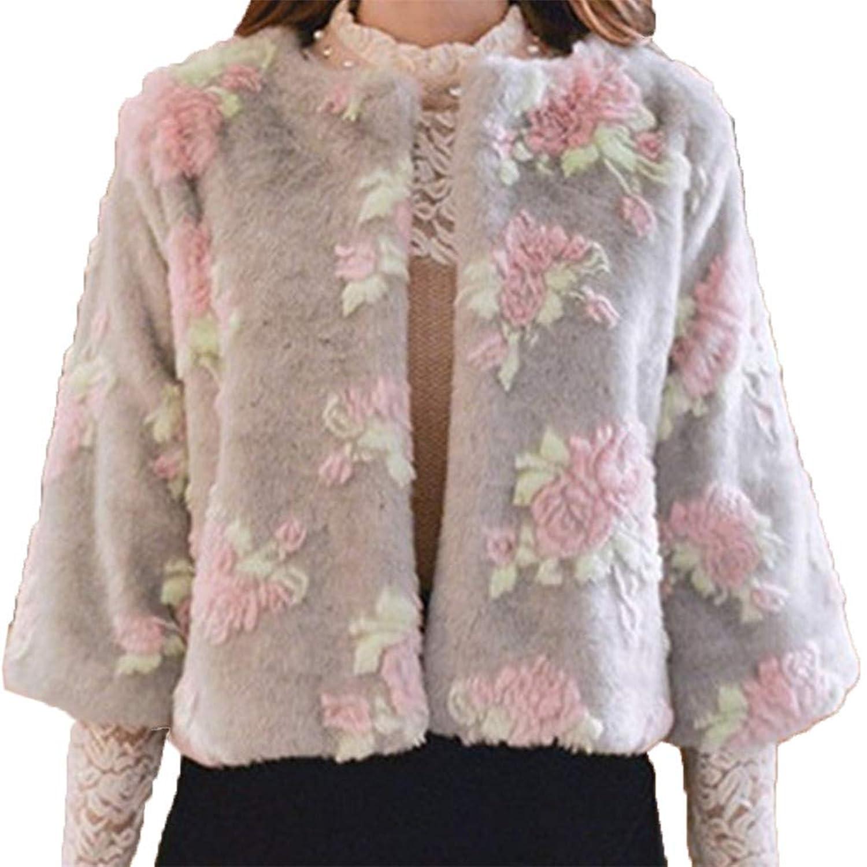 美しいです] ファーコート レディース 秋冬 毛皮コート フォックス ロングコート フェイクファー 上着 暖かい 防寒 お洒落 レディース 中綿コート ファーベスト