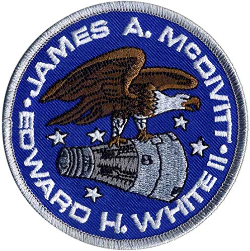 Skylab 4 Embroidered Patch Official Patch 10.5 cm x 10cm