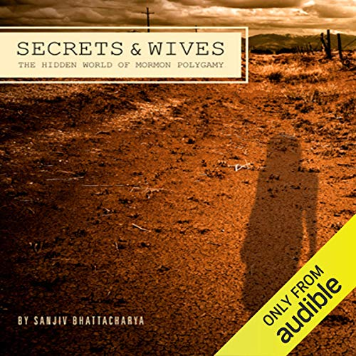 Secrets and Wives audiobook cover art