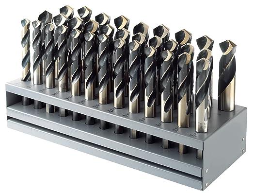 Morse Cutting Tools 51058 Standard Length Drill Bits Solid Carbide Bright F...