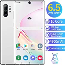 XGLL Teléfono Móvil 6.5 Pulgadas FHD 10 Core 8GB RAM +