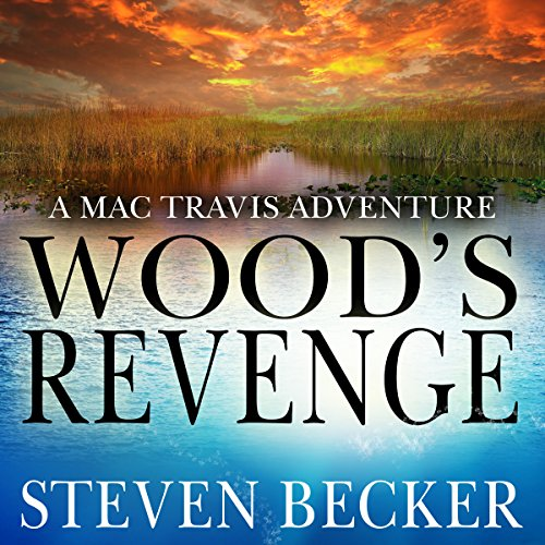Wood's Revenge audiobook cover art