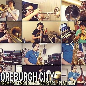 """Oreburgh City (From """"Pokemon Diamond / Pearl / Platinum"""")"""