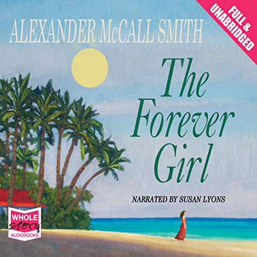 Couverture de The Forever Girl