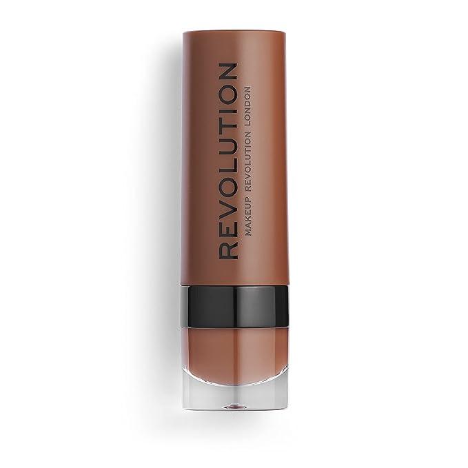 Makeup Revolution 126 Matte Lipstick, Muse, 3 ml Lipsticks