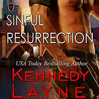 Sinful Resurrection audiobook cover art