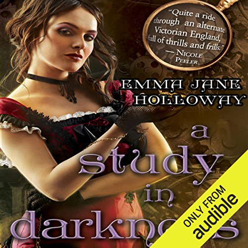 A Study in Darkness cover art