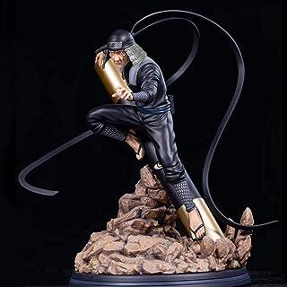 LF-YGJ Estatua de Anime Sarutobi Hiruzen Personaje de Anime Shippuden Personaje de acción de Juguete Naruto Uzumaki Modelo...