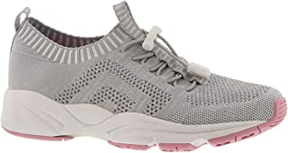 Propét Womens Stability St 9 US Grey/Pink