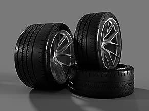 Michelin Pilot Sport Cup 2 Automotive-Racing Radial Tire-225/45ZR17 94Y