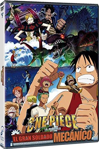One Piece. Película 7. El Gran Soldado Mecánico Del Castillo Karakuri [DVD]