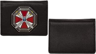 Bioworld Resident Evil Metal Badge ID Wallet