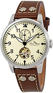 Lucien Piccard Military 24 Automatic Men's Watch LP-28005A-016-BRW